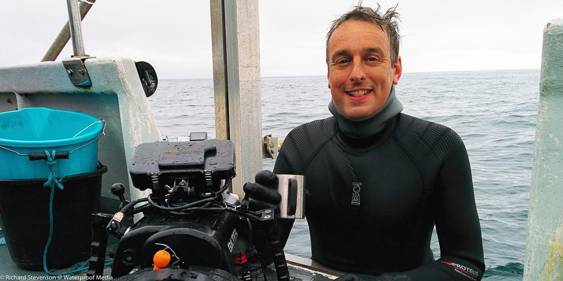 Rich Stevenson - Underwater Photographer & Filming