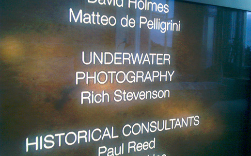 Filming Underwater - Examples of our work and show reels