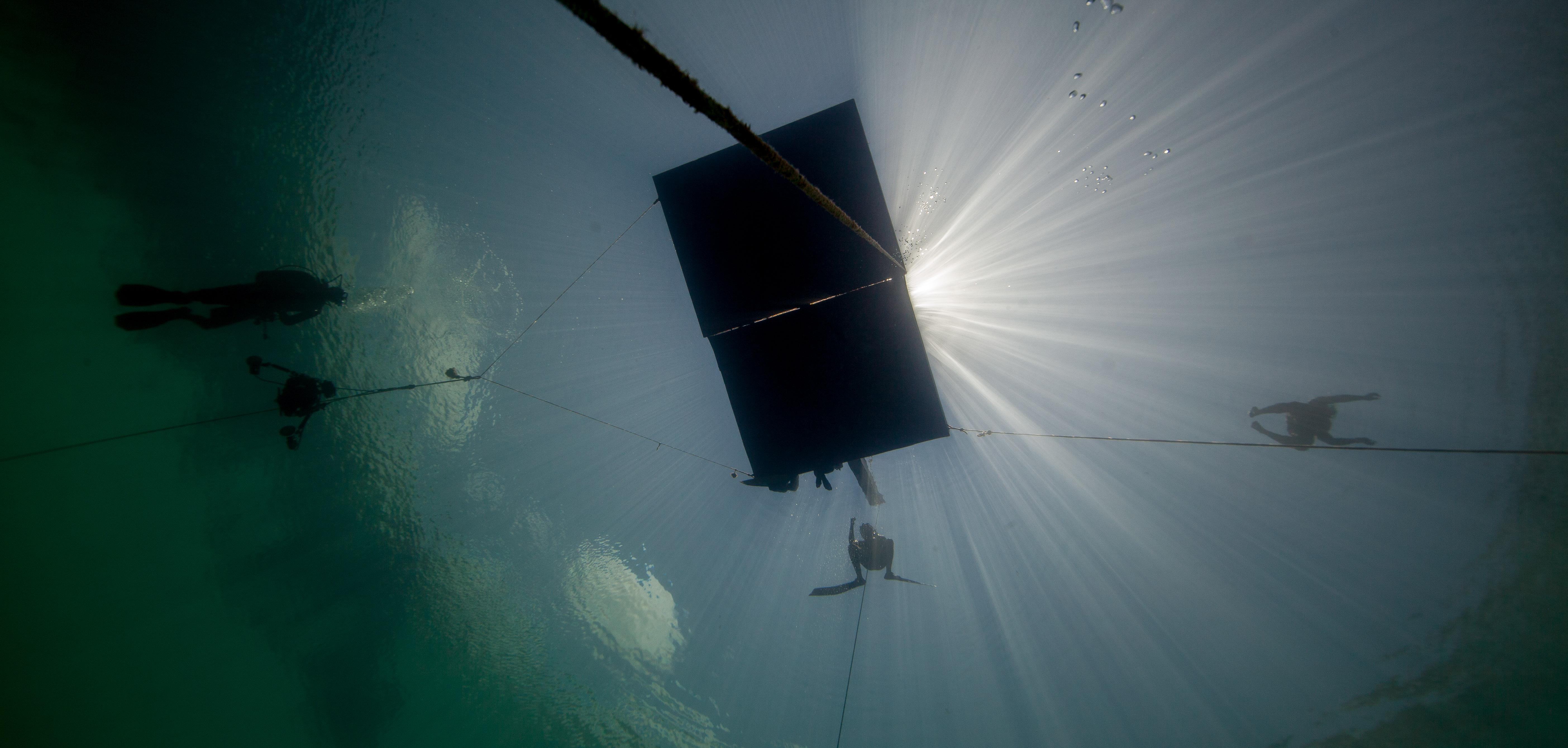 Underwater Filming blog by Rich Stevenson